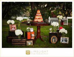ROCKING H RANCH, Lakeland, Florida, Wedding Photography, Limelight Photography, www.stepintothelimelight.com, Ranch Wedding, Wedding Cake, Cake, Wedding Detail, Wedding Decor