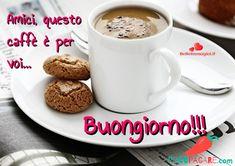 Immagini Belle Di Buongiorno - Pocopagare.com Breakfast, Tableware, Album, Frases, Thoughts, Morning Coffee, Dinnerware, Tablewares, Dishes