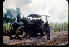 Steam powered tractor | Flickr - Photo Sharing!