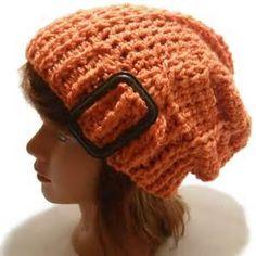 crochet orange hat - Bing Images