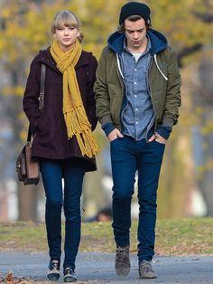 Taylor Swift et Harry Styles