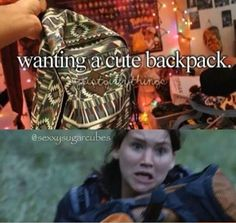 Lol haha funny / Hunger Games Humor / Katniss