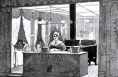 La frite de Madame Fritz à la foire de Liège