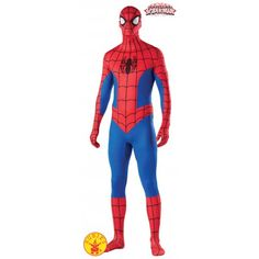 #Disfraz de #Spiderman Oficial #Marvel