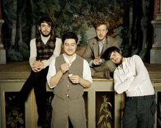 mumford and sons :)  I am so in love!