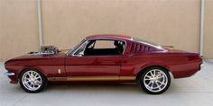 1966 Mustang #mustangclassiccars