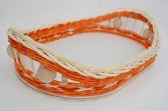 oranžový podnos