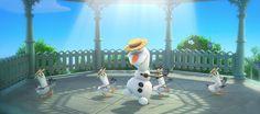 Olaf - In Summer