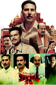 Special 26 Hindi in HD - Einthusan