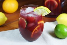 How to Make Sangria: Drink your way through summer with this super-easy sip.
