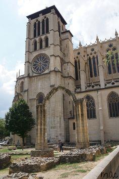 https://flic.kr/p/HpEVB2 | Lyon - barrio de Saint Jean