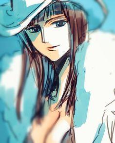 Nico Robin drawing tumblr