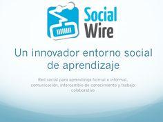 presentacin-sle-socialwire by J.Carlos Lopez-Ardao via Slideshare