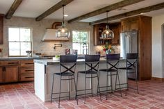 This run-down, abandoned farmhouse was a complete gut job. See how Chip and Joanna transformed it with rustic, Southwestern-inspired style. From the experts at HGTV.com.