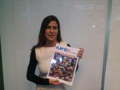 Lydia Azabal Belda, Responsable de Eventos Prosegur España