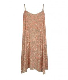 this dress is STUNNING in person.  my obsession with sequins continues....