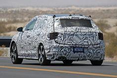 New 2017 VW Polo spy pictures | Car Spy Photos