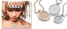 CEM Coins - Coinsketten immer wieder anders