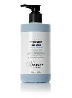 We just stocked a New scent of body wash from Baxter of California at www.petalumasupplyco.com