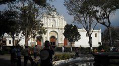 Town Square, Antigua Guatemala