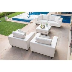 Unwind on lazy evenings with the extensive range of #Outdoor_Rattan_Furniture only from #Garden_Furnitures, France!