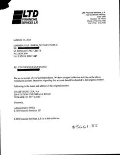 Picture  Of   Debt Settlement Agreement Letter Sample