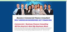 Become A Commercial Finance Consultant | Yenom Marketing Inc. Check Cashing, Real Estate Business, Commercial Real Estate, Financial Planning, Training Programs, Finance, How To Become, Marketing, Workout Programs