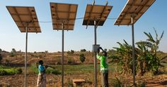 Renewable energy smashes global records in 2015, report shows