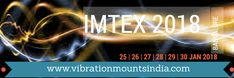 We Cordially invite you to visit us at at IMTEX2018 International Forming Technology Exhibition 2018 HALL NO. 3A STALL NO. G-104 www.vibrationmountsindia.com?utm_content=buffer63d14&utm_medium=social&utm_source=pinterest.com&utm_campaign=buffer #dynemech #isolatedfoundation for machinery