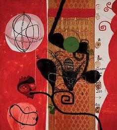 ouattara watts artist - Google Search