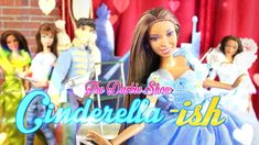 Cinderella-ish Story!! From my froggy stuff on you tube