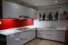 Modular Kitchen Cabinets - Chotrani Residence