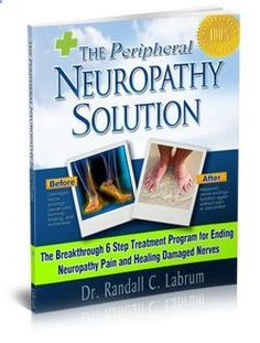 The Neuropathy Solution Solves Your Peripherhal Neuropathy Pain
