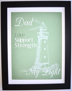 Items Similar To Dad Gifts From Daughter For Son Unqiue Personalized Fathers Day