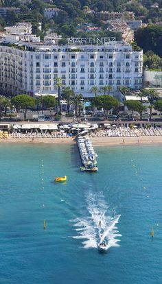 Grand Hyatt Cannes Hotel Martinez - France One of. Provence France, Paris France, Hotel Martinez Cannes, Luxury Family Holidays, Places To Travel, Places To Visit, Ansel Adams, Juan Les Pins, Saint Tropez