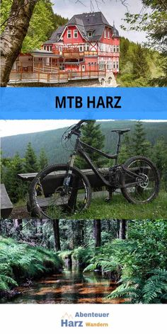 Mountain biking in the Harz biking - Mountain biking in the Harz Mountains - Mountain Biking Quotes, Mountain Biking Women, Mountain Bike Trails, Lower Leg Muscles, Bike Parking, Cycling Art, Mtb Bike, Bicycle Design, Alternative Energy