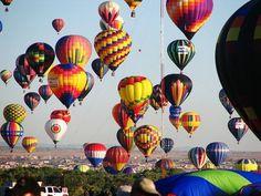 Albuquerque Ballon Festival...so going to this!