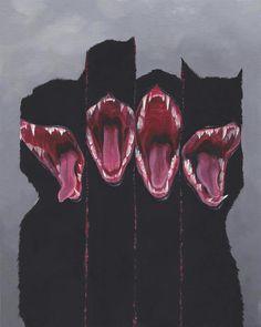 It's october, scary posts soon. - it's october, scary posts soon. Olgierd Von Everec, Der Steppenwolf, Wal Art, Tamamo No Mae, Arte Obscura, Affinity Designer, Art Plastique, Oeuvre D'art, Art Inspo