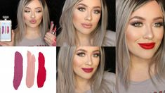 Affordable Kylie Lip Kit Dupes & Swatches *UPDATED* (Posie, Mary Jo & Ko...