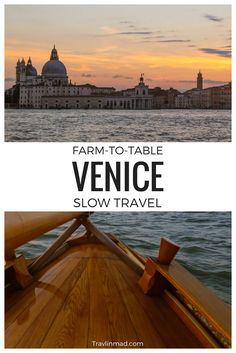 ITALY - Despite being overrun with tourists, you can still find authenticity in the world's most beautiful places like Venice - you just have to know where to look. We recently experienced the rich Venetian history by tasting it in the local foods grown on the island of Sant'Erasmo, the Garden of the Doge in the Venice lagoon. A perfect slow travel and slow food experience in Italy! | #Venice, #Italy, #Italytravel, #Venicefoodtour, authentic Venice, Venice lagoon tour, #prosecco…