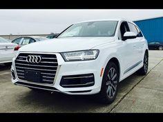 2017 Audi Q7 Quick Drive | Consumer Reports - YouTube