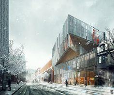 Musée des Beaux-Arts de Montréal - Atelier TAG by doug and wolf, via Flickr
