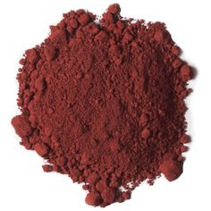The Earth Pigments Company, LLC - Red Iron Oxide, $3.83 (http://www.earthpigments.com/red-iron-oxide-pigment/)