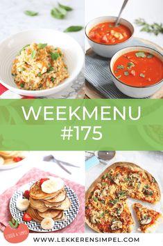 Hamburger Recipes Easy, Banana Recipes Easy, Quinoa Recipes Easy, Shrimp Recipes Easy, Easy Smoothie Recipes, Vegetarian Recipes Dinner, Easy Recipes, Easy Meals