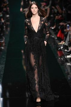 Elie Saab fashion collection, autumn/winter 2014 - Elie Saab is a genius.  This collection is devine.