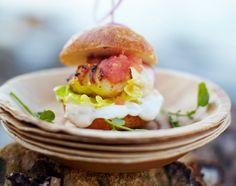 Lobster Burger - Jamie Oliver