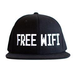 Free Wifi Hats