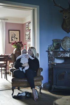 Binnenkijker: thuis bij Karin Swerink die haar decoratietips deelt voor de feestdagen