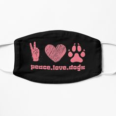 Peace Love Dogs, Peace And Love, Dog Mom Shirt, Art Prints, Printed, Awesome, Products, Art Impressions, Prints