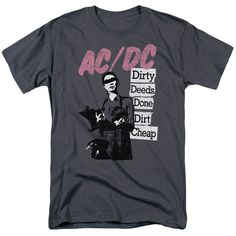 Hot new item just added today Short Sleeve Regu.... Click here http://everythinglicensed.com/products/short-sleeve-regular-fit-t-shirt-ac-dc-dirty-deeds?utm_campaign=social_autopilot&utm_source=pin&utm_medium=pin take a closer look.